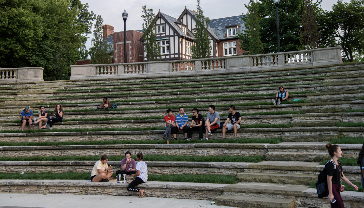 Browning Amphitheater